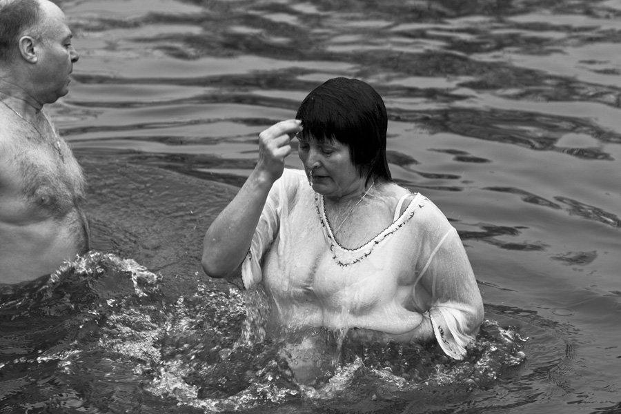 Голые Девки На Крещение Видео