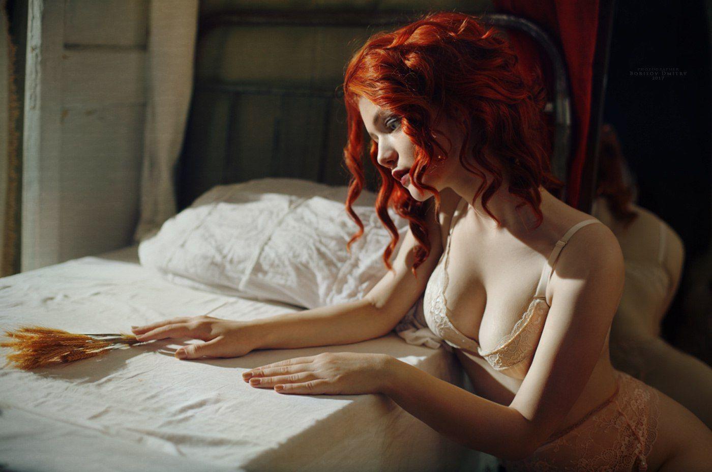 Фото Голых Рыжих Баб