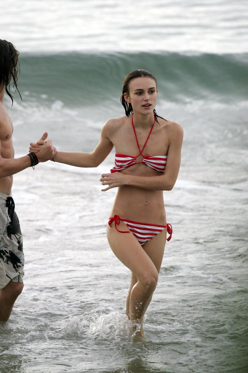 Знаменитости Голливуда Голые На Пляже