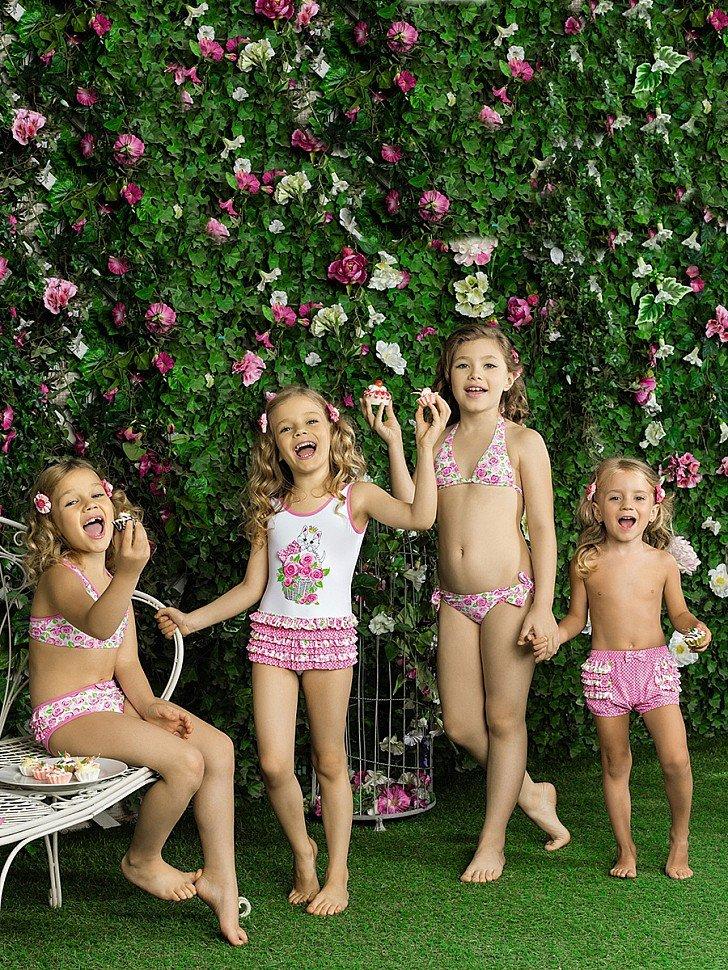 Фото Голых 5 Девочек