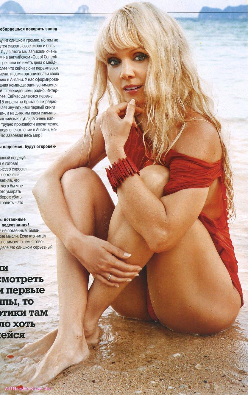 Голые Знаменитости Наталья Валевская