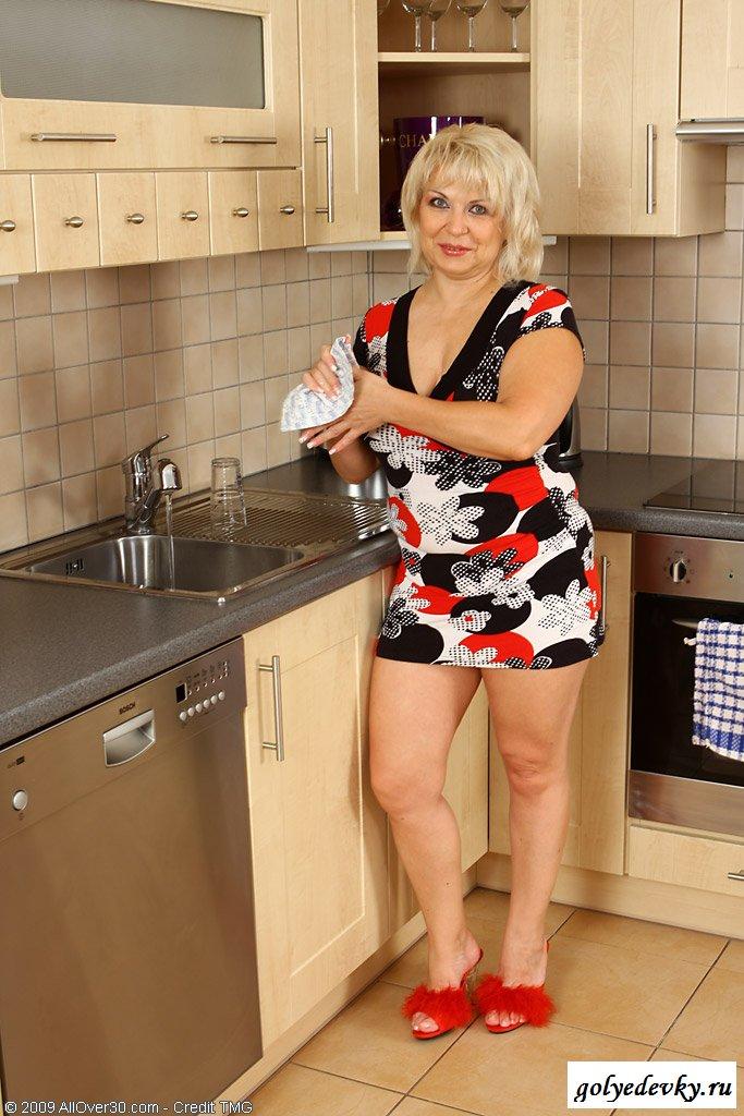 Фото Голых Женщин За 65