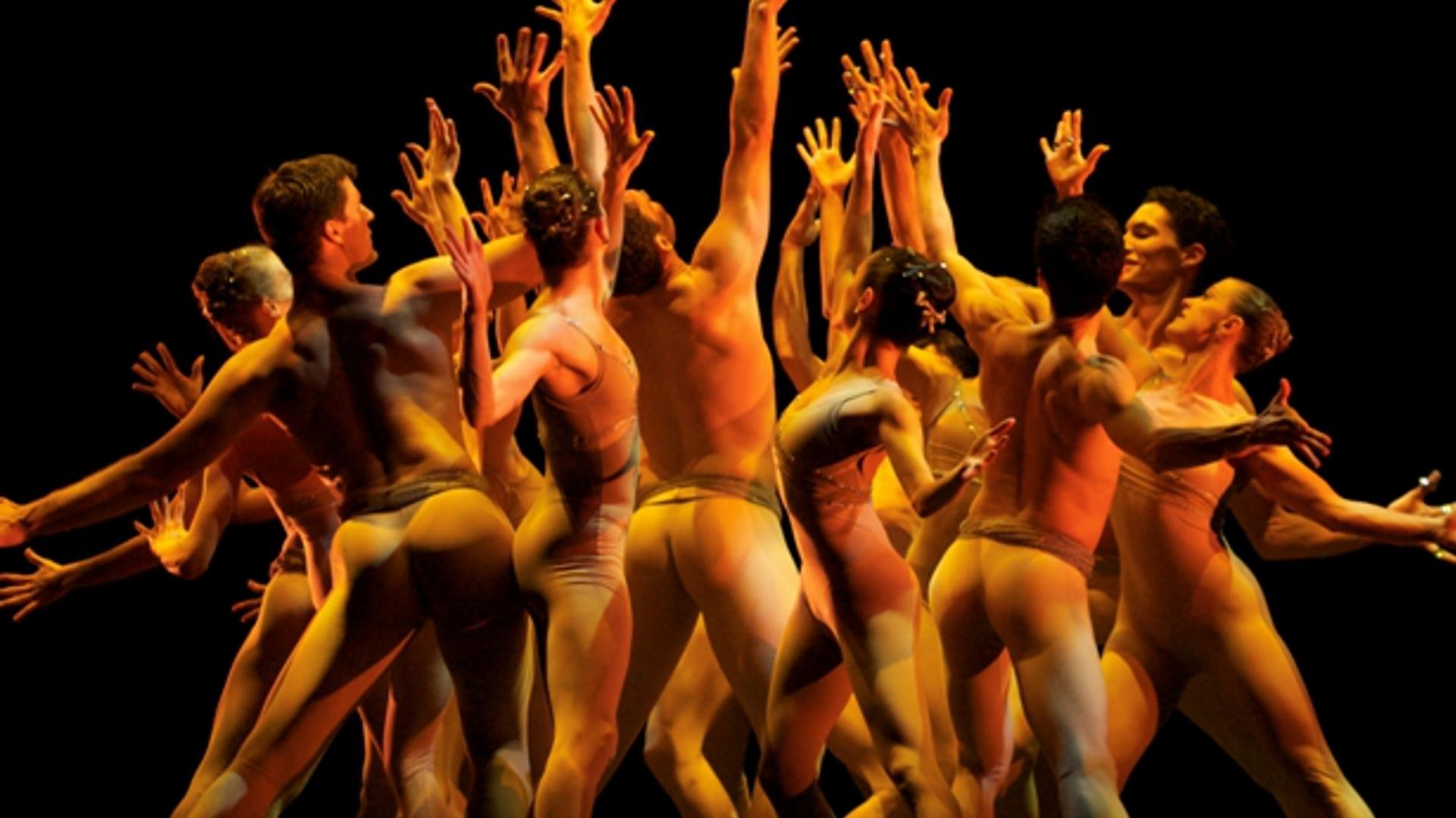 Танцующие Голые