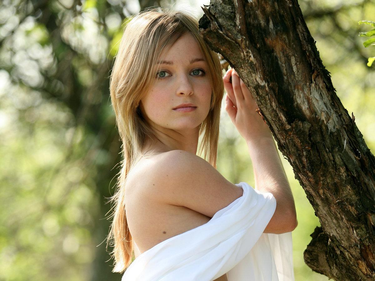 Красивые Молодые Голые Девочки