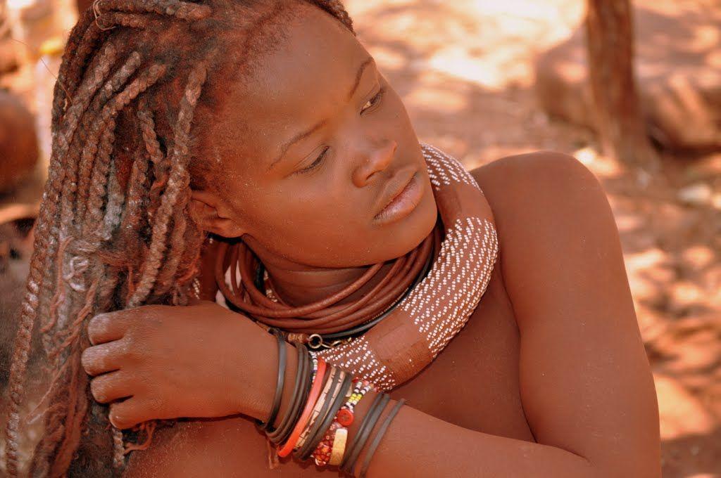 Голые Африканские Девушки