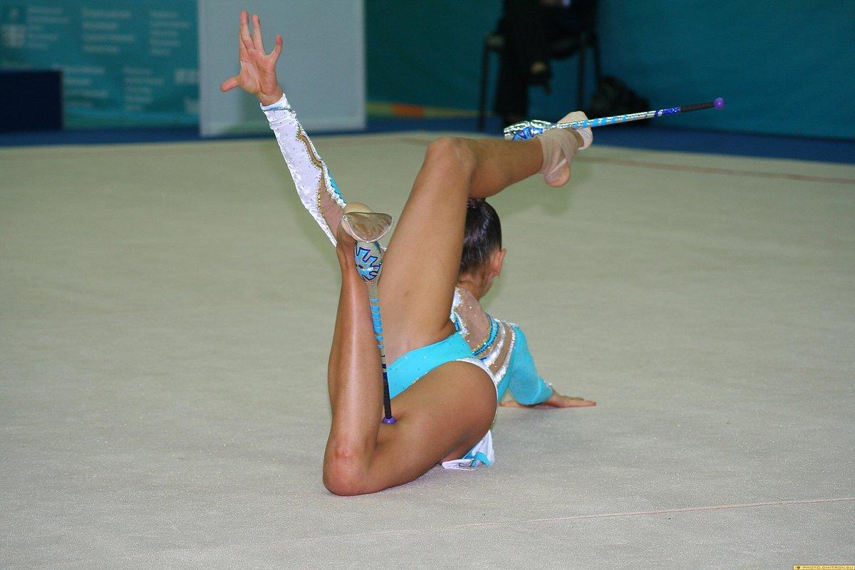 Голые Девочки Гимнастики