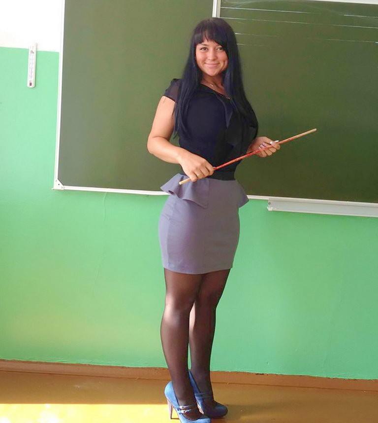 Фото Голых Девушек Учителя