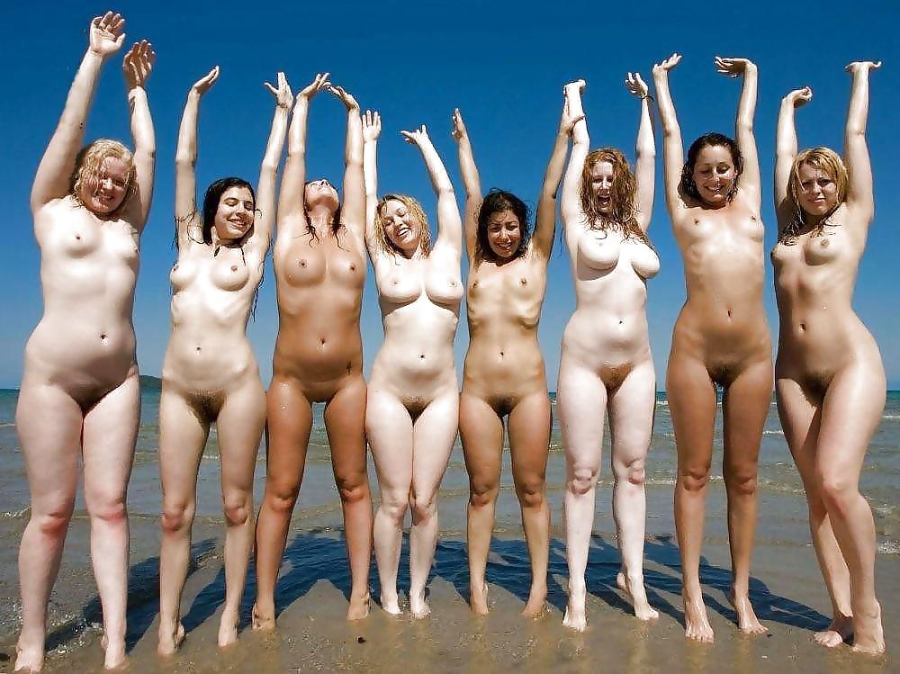 Голые Женщины Нудистки
