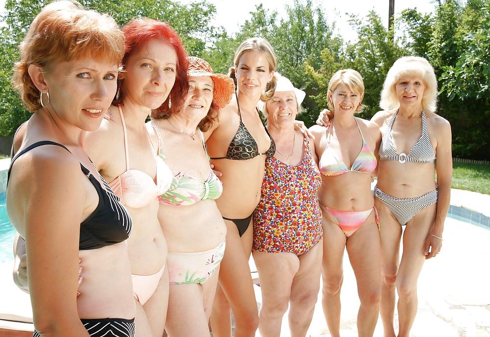 Фото Голых Женщин Бабушек