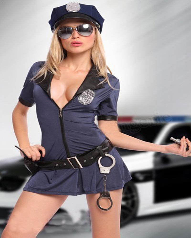 Голые Сиськи Полицейских