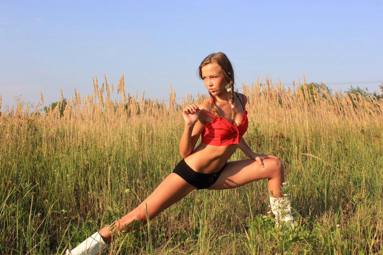 Голые Русские Девушки В Контакте
