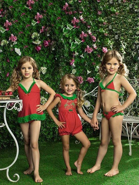 Дети Девочки 12 Голые