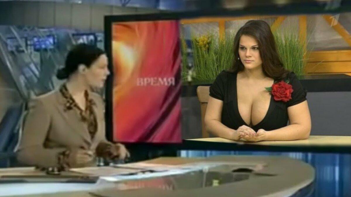 Русские Голые Тв