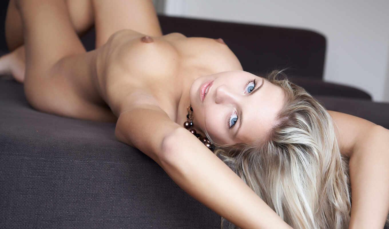 Красивые Голые Блондинки Фото
