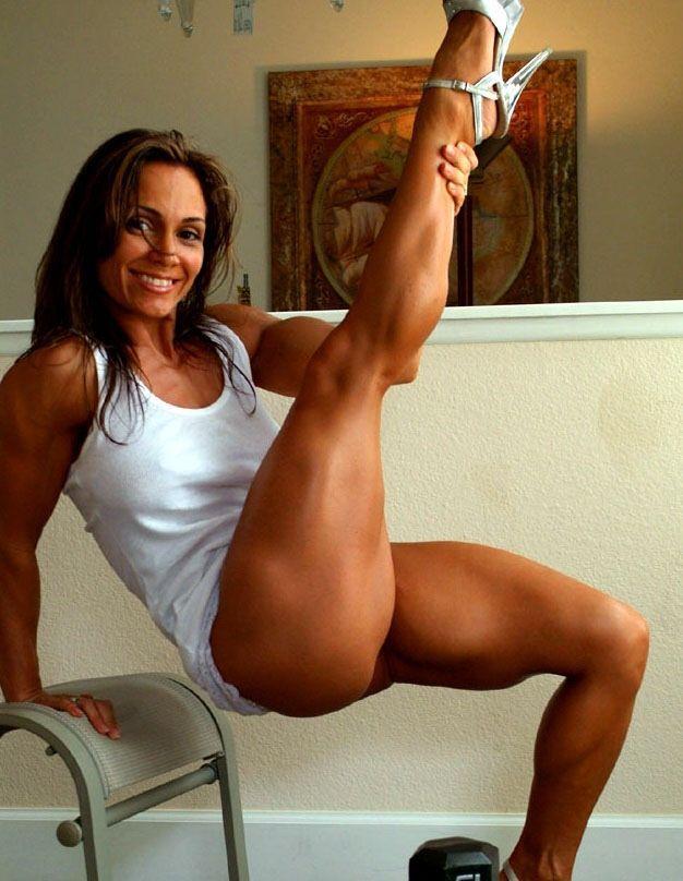 Naked Fitness Females