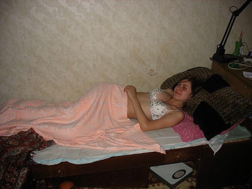 Жена Спит Пьяная Голая Фото