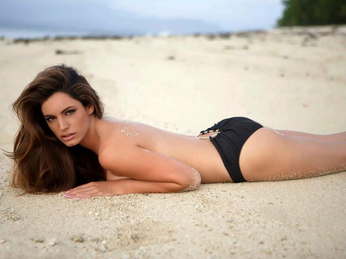 Пляжные Голые Девочки