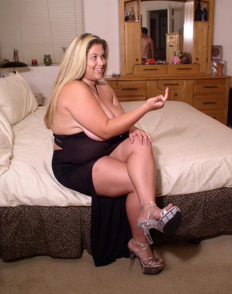 Фото Голых Толстых Женщин За 40