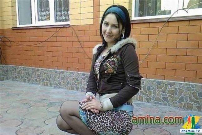 Фото Голых Чеченских Женщин