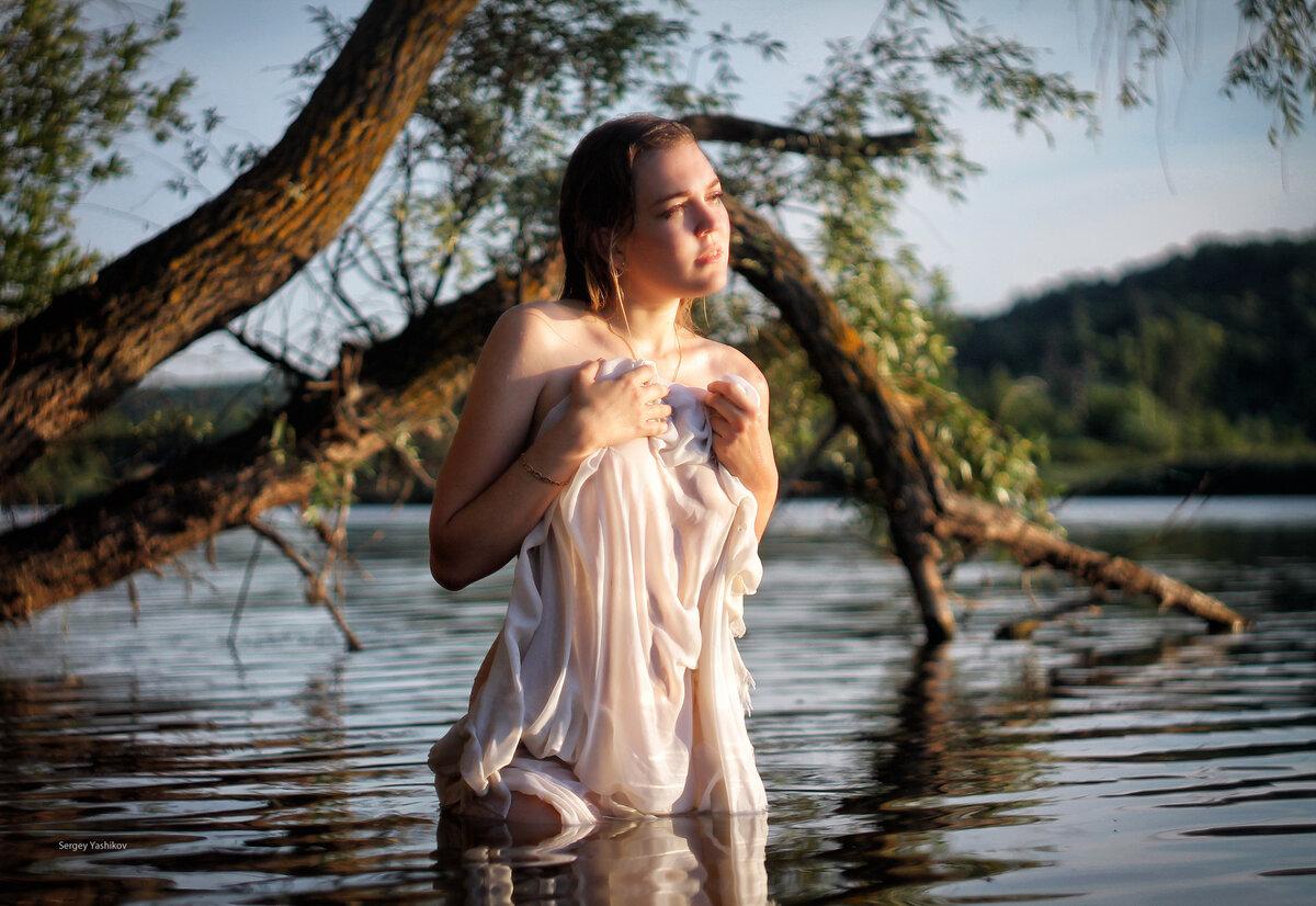 Голые Бабы На Озере