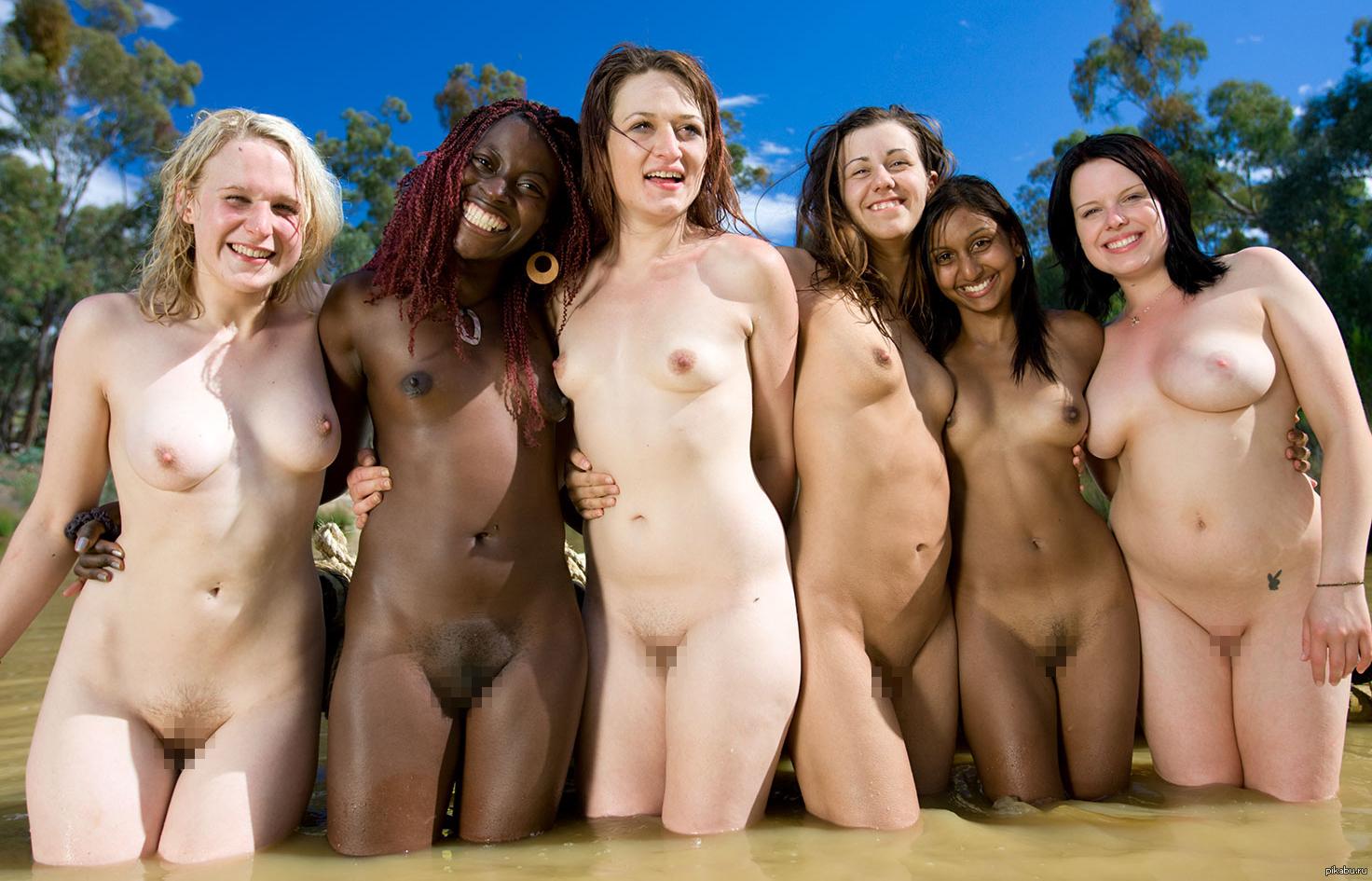 Random Women Naked