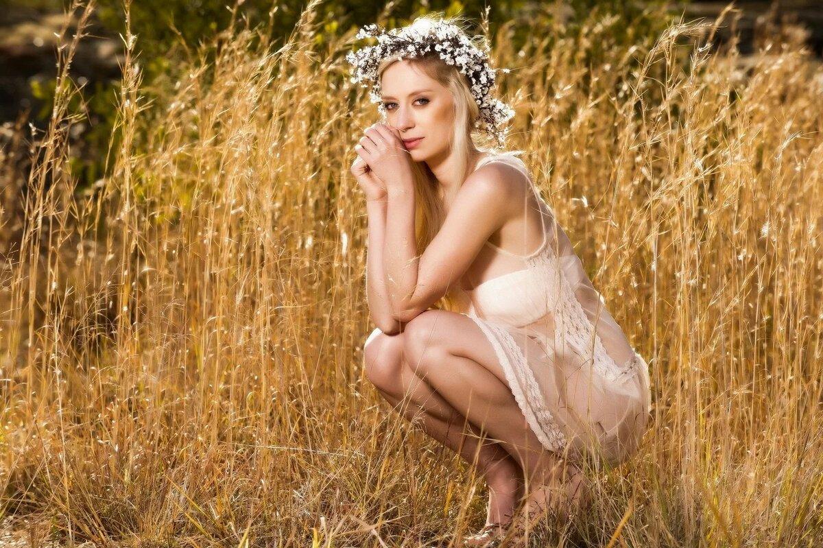 Фото Голых Женщин России