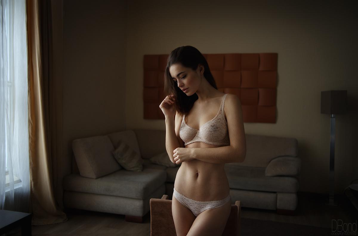 Фото Голых Девушек Стоя