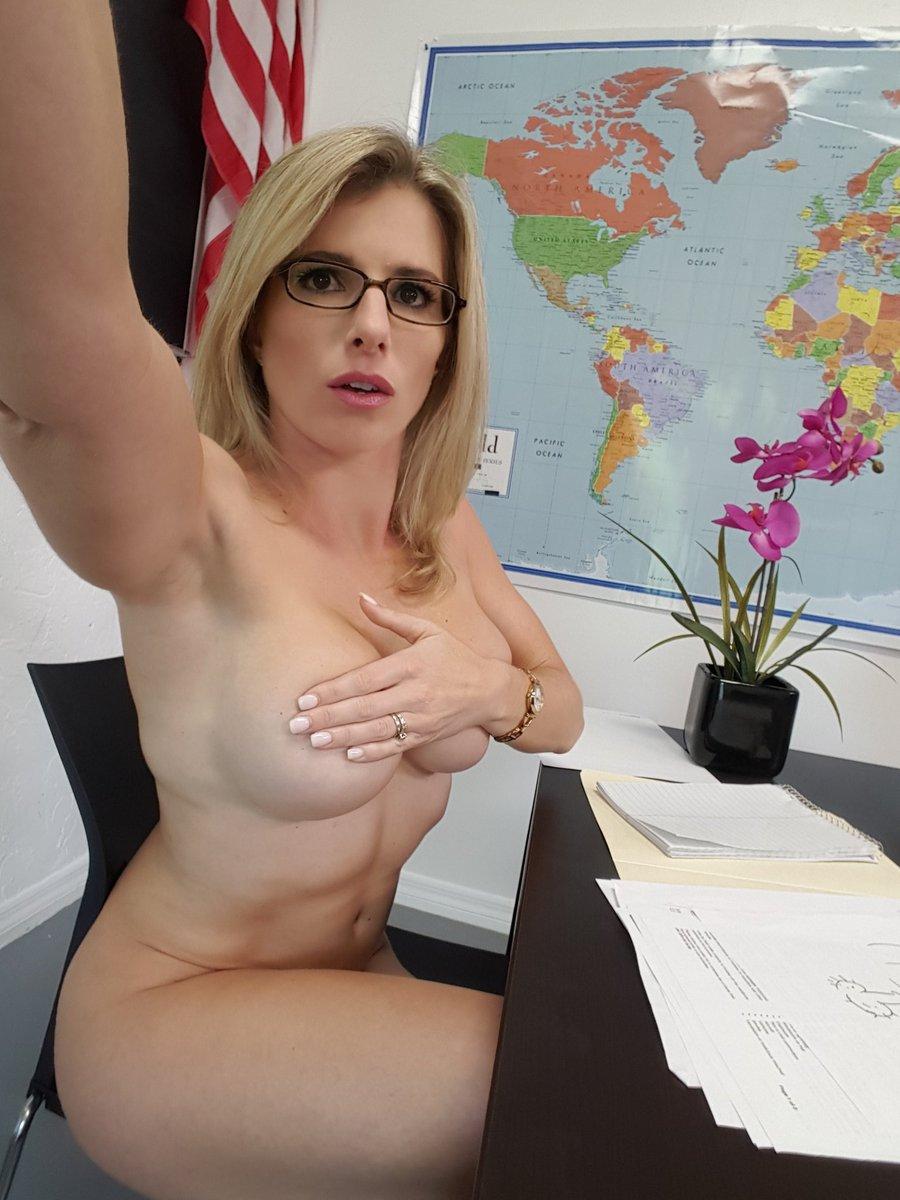 Голая Учительница