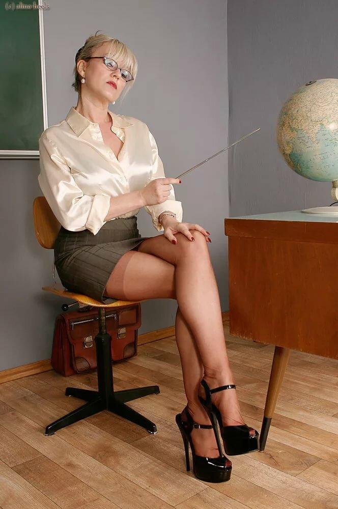 Фото Голых Учителей