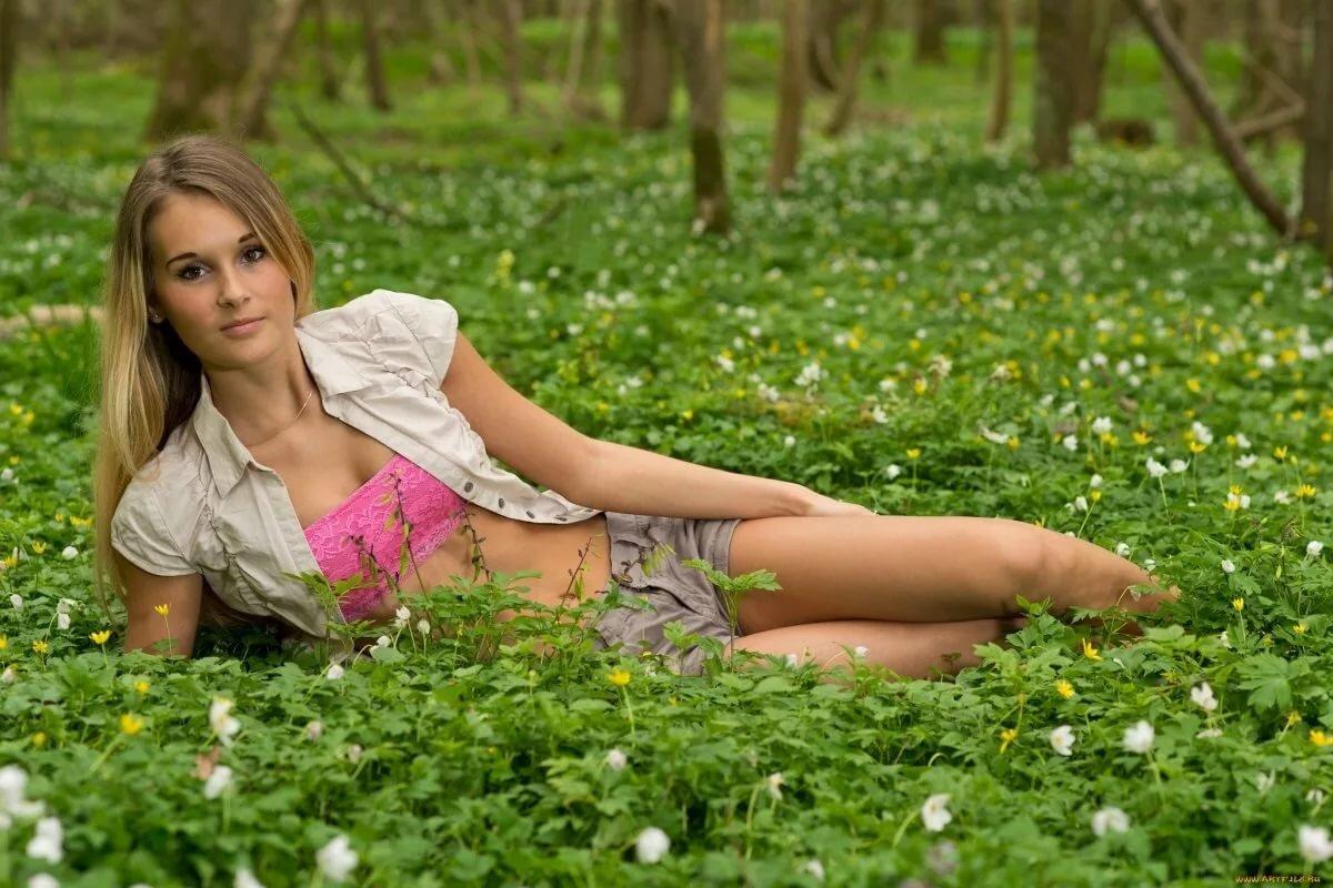 Голые Молоденькие Русские Девочки