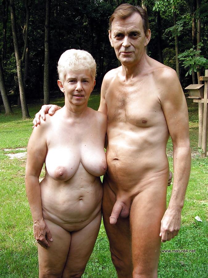 Фото Голых Пожилых Женщин