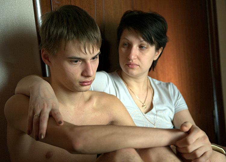 Голый Сын Русское Видео