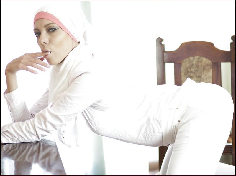 Голые Мусульманские Жены