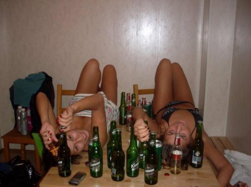 Пьяная Голая Новый Год