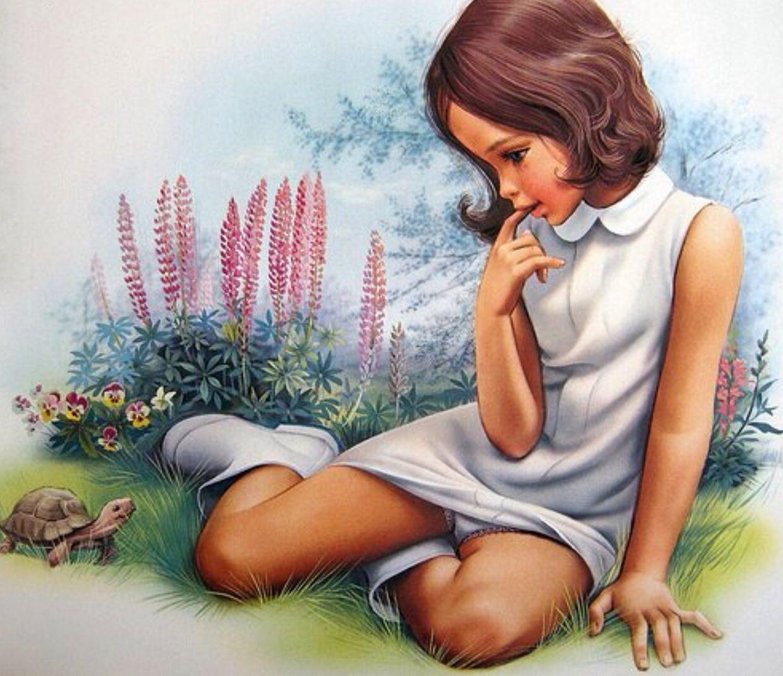 Голая Маленькая Девочка Рассказы