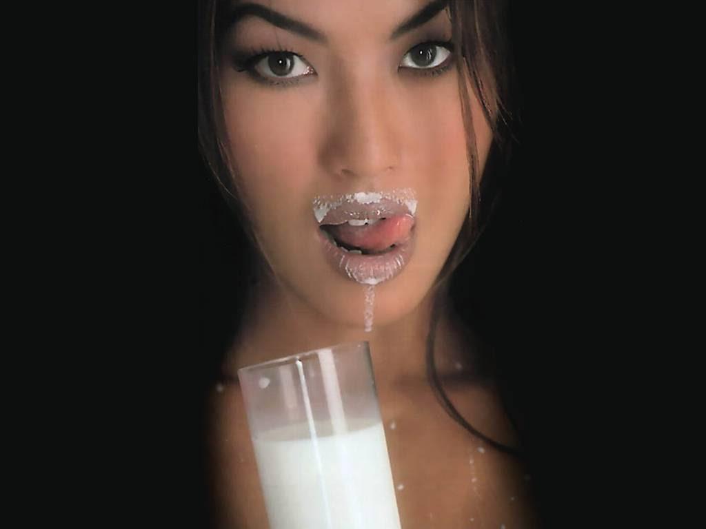 Фото Красивых Голых Девушек Спермы