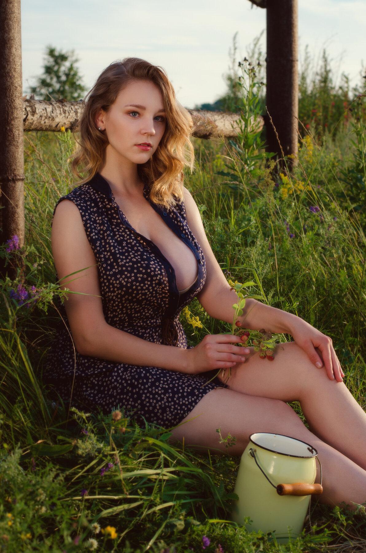 Русские Голые Молодые С Большими