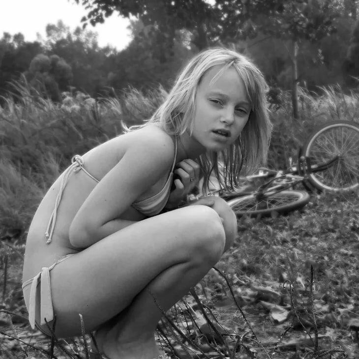 Девочка Созрела Голая