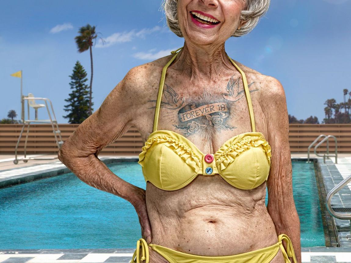 Некрасивые Голые Бабы