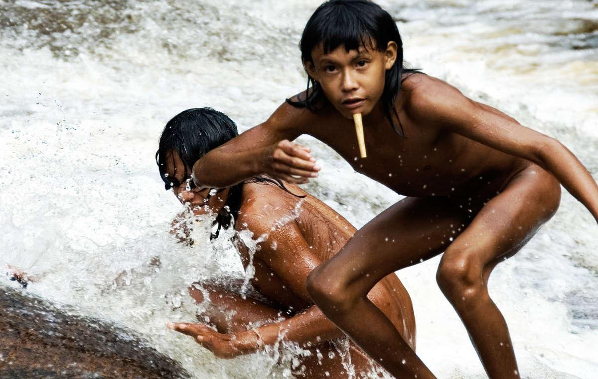 Голые Племена Видео