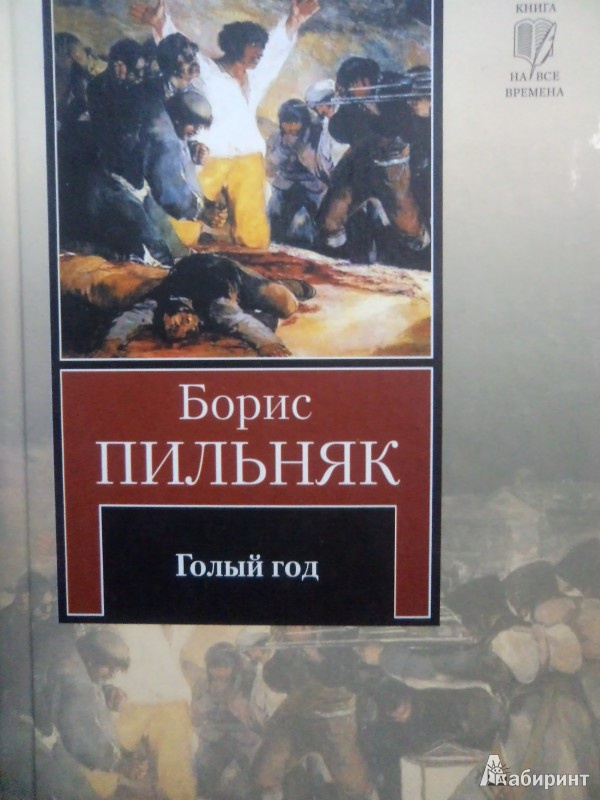 Роман Голый Год