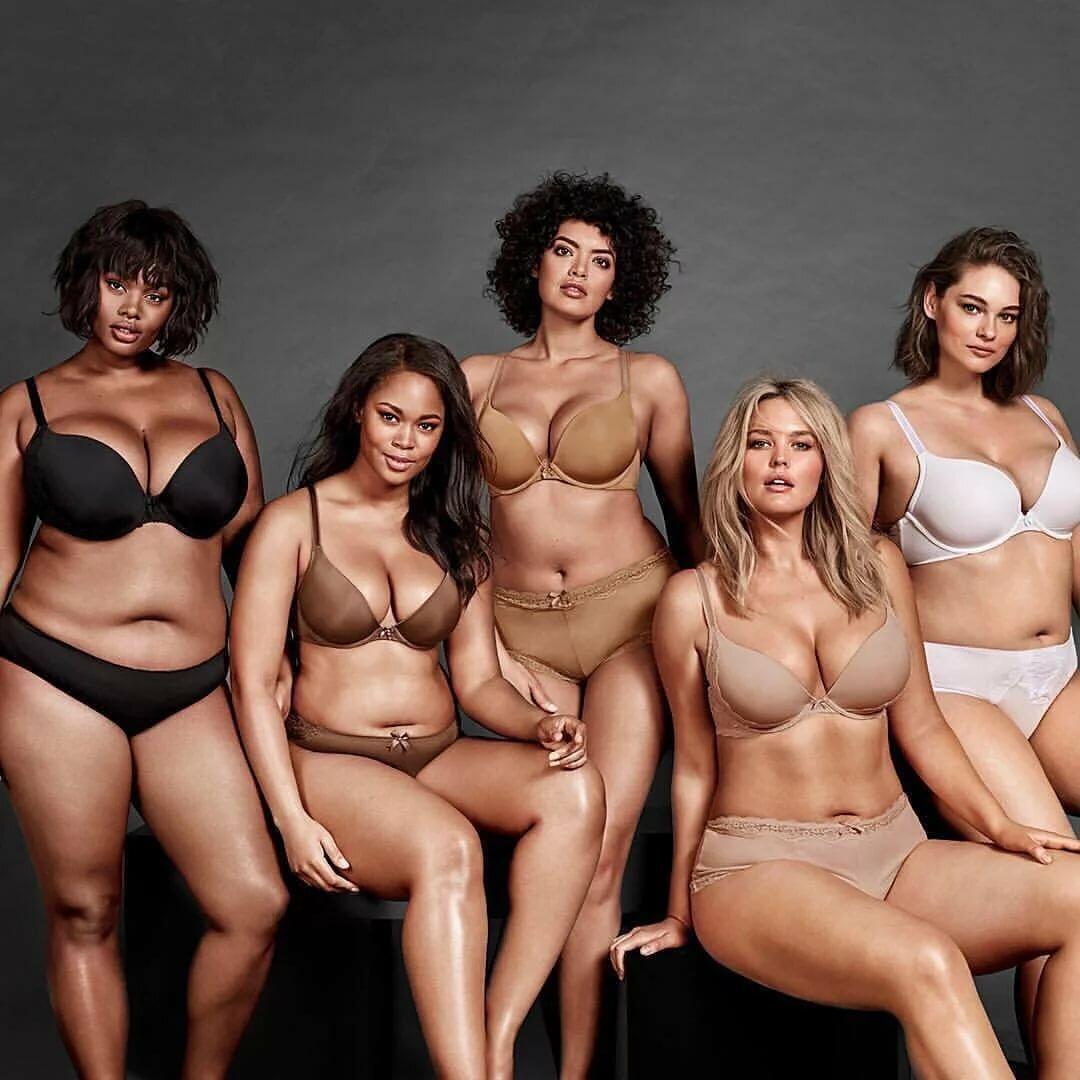 Фотки Больших Женщин Голые