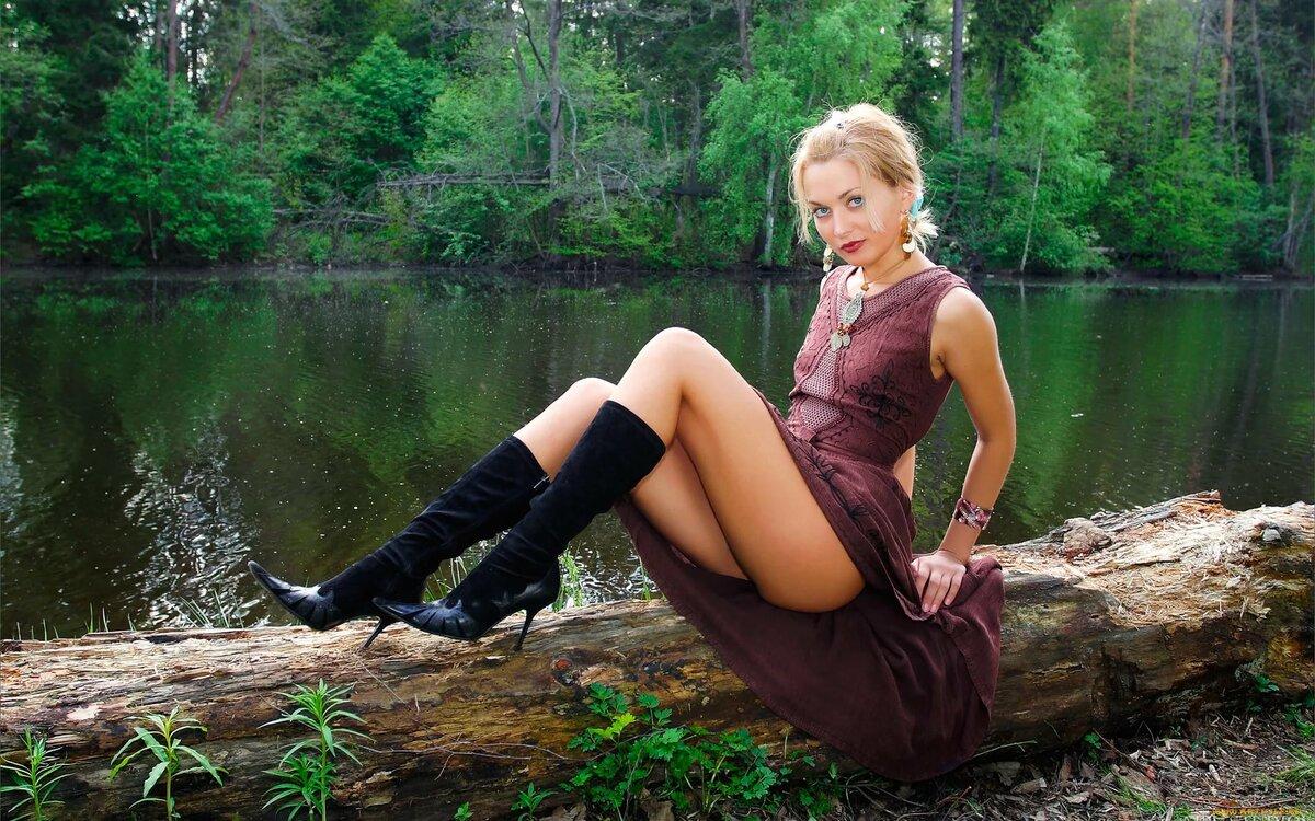 Фотки Голых Русских Женщин