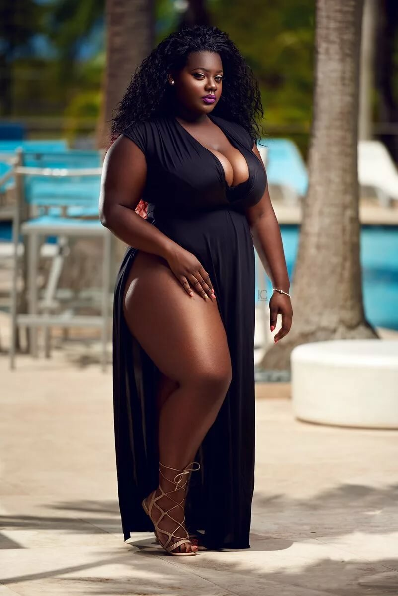 Фото Большие Негритянки Голые