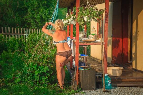 Фото Голых Деревенские Зрелые Женщины