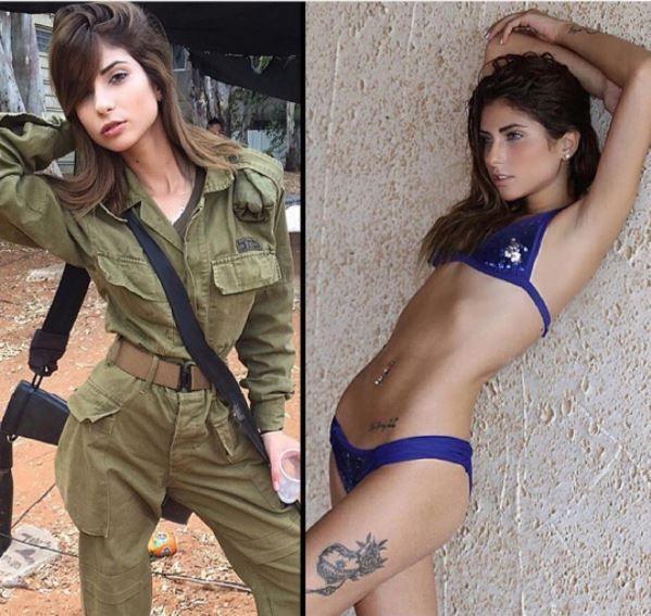 Фото Голых Израильских Девушек