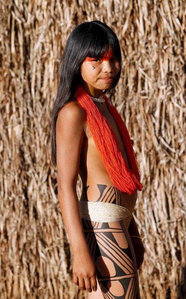Фото Голых Женщин Из Племен