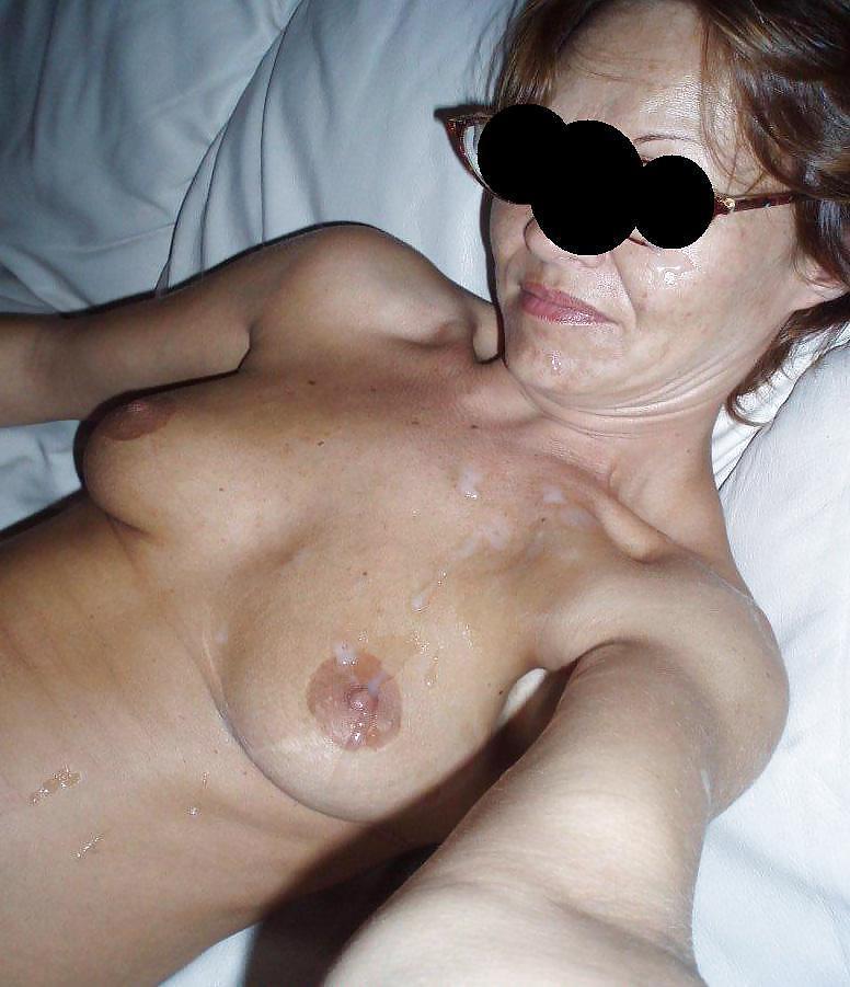 Фото Голых Зрелых Женщин В Сперме