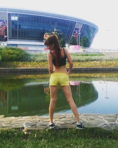 Голая Девушка В Донецке
