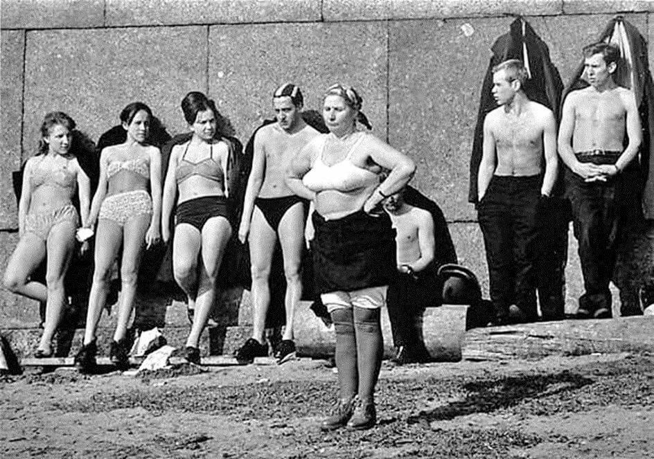 Голые Женщины 50 60 Фото